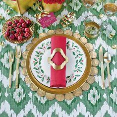 Lenox Holiday China Pattern - Southern Living