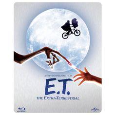 Blu-ray E.T. El extraterrestre (E.T.: The Extra-Terrestrial, 1982, Steven Spielberg) - Página 2