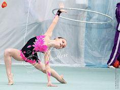 Léotard 56: Gymnastique rythmique Léotard Robe de par Modlen