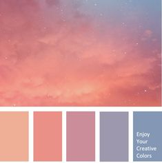 Colour palettes Color Palette - Million Shade Youth Sports Schedules: Alerts Keep Parents in t Pastel Colour Palette, Colour Pallette, Color Palate, Pastel Paint Colors, Sunset Color Palette, Bedroom Colour Palette, Palette Art, Pink Palette, Color Schemes Colour Palettes
