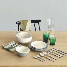 Give your home a modern edge with iittala glassware.  #iittala #teema #kartio #essence #ecofashion #environmentallyfriendly #minimalistic #modern