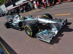 Nico Rosberg - Monaco 2013