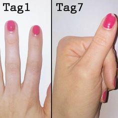 Wie lang hält Nagellack mit Über- und Unterlack? Wir haben den TEST gemacht!