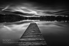 The littel Pier by michaelbottari