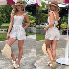 Cute Short Dresses, Elegant Dresses For Women, Casual Dresses, Casual Outfits, Cute Outfits, Summer Dresses, Classy Summer Outfits, Summer Fashion For Teens, Girl Fashion