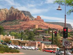 USA Road Trip Ideas and Tips. If you are looking to head out on a road trip, there are a lot of different places you could go. Below, we will be going over some of the top USA road trip Arizona Travel, Arizona Usa, Sedona Arizona, Jerome Arizona, Wonderful Places, Great Places, Places To See, Beautiful Places, Oak Creek Canyon