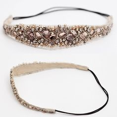 2015Women Crystal Beads Hairband Hair Accessories Headbands Wedding Hair Jewelry-in Hair Accessories from Women's Clothing & Accessories on Aliexpress.com | Alibaba Group