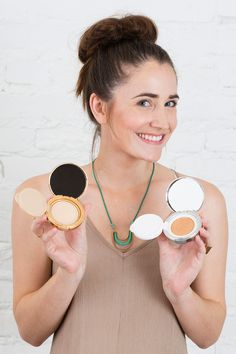 These foundation cushions will give you amazing sun protection coverage.