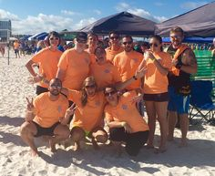 There's nothing like spending the morning at the beach! Our CBIZ Tampa Bay crew at Sports Fest for some teambuilding! #teamCBIZ