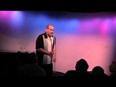 80-seconds of animal jokes from Eddie Sarfaty's last standup show
