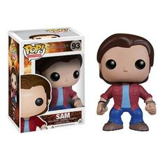 Boneco Sam Winchester Supernatural Funko Pop! - R$ 99,99 no MercadoLivre
