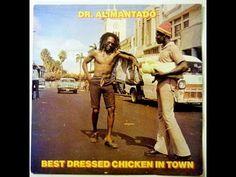 Dr Alimantado – Best Dressed Chicken In Town   Reggae Online