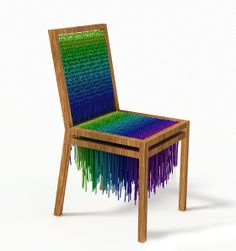 La Wool Chair de Baita Design