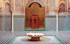 Fez, Morocco - Best Places to Travel in 2015 | Travel + Leisure