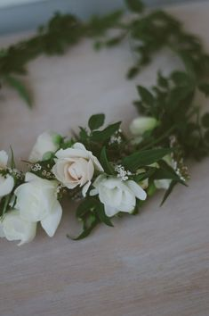 I love flower crowns so much! They are so cute and they are simple to make!