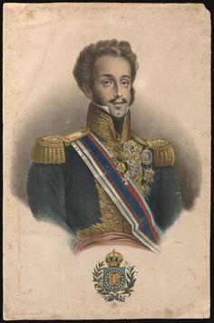 D. Pedro I , Imperador do Brasil