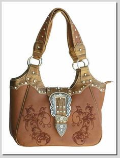 Montana West Handbag Chain  Concealed Weapon Bag