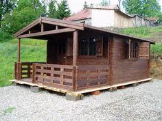 Casute din lemn & Casute de gradina Cabana, Shed, Case, Outdoor Structures, House Styles, Interior, Home Decor, Decoration Home, Indoor