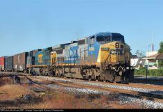 Csx Transportation, Railroad Pictures, Great Shots, Locomotive, Trains, America, Locs, Train, Usa