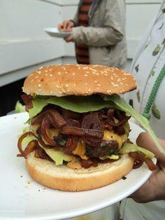 Cybay Deluxe Burger #beef #grillen