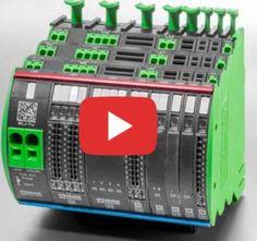 Mico Pro von Murrelektronik ist ein Garant für Zuverlässigkeit in der Stromversorgung. Das intelligente Stromüberwachungssystem von Murrelektronik überwacht alle Last- und Steuerströme konsequent und erkennt kritische Momente rechtzeitig.  •Mico Pro überwacht Kanalströme bis zu 20 A in einem modularen System  •Kanalgenaue Meldung von Fehlern, 90% Warnung •Kanäle einzeln schalten und resetten  •Potenzialverteilungskonzept für +24 (bzw. +12) und 0 •
