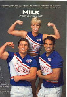 NCA Cheerleaders