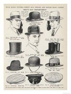 Hats 1920