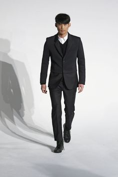 At New York Men's Day, American Menswear Gives Its State of the Union Address Men's Day, New York Mens, State Of The Union, Fall 2015, Suit Jacket, Breast, Menswear, Suits, Formal