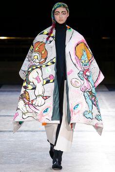 Yohji Yamamoto Fall 2014 Ready-to-Wear - Collection - Gallery - Style.com