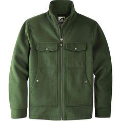 a327cc55871 Mountain Khakis Men s Apres Wool Jacket - Medium - Rainforest Khakis
