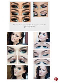 Výjimečný makeup pro výjimečné příležitosti