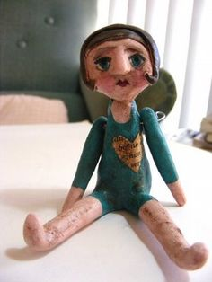 How to Make Art: Of Dolls and Boxes and Beeswax