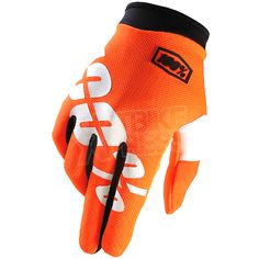 2015 100% iTrack Motocross Gloves - Caltrans