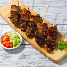 This Filipino Style Pork Barbecue recipe is a common scene during holidays in the Philippines, like Christmas Eve and New Year. Marinating Method inside.