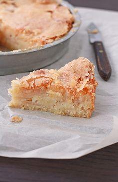 Apple Yogurt Cake; easy and wonderful for falltime