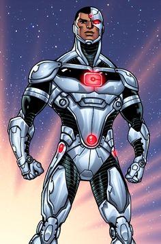 Cyborg - Luciano Vecchio