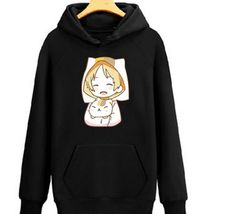 Camplayco Natsume's Book of Friends Logo Cosplay Hoodies Pullover Warm Coat Size XXL -- Find out more about the great product at the image link.