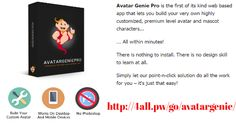 How to Create guru level High quality avatars and mascot characters fast and easy with AvatarGeniePro - http://marketing-data.biz/how-to-create-guru-level-high-quality-avatars-and-mascot-characters-fast-and-easy-with-avatargeniepro/  Free Ebooks http://ebookvault.biz/