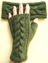 Resultado de imagen para guantes tejidos a gancho