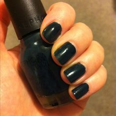 Sephora OPI my personal serpent