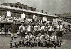 Equipos de fútbol: GRANADA contra Real Sociedad 19/11/1946