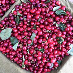 Cherries via The Mindful Diabetic