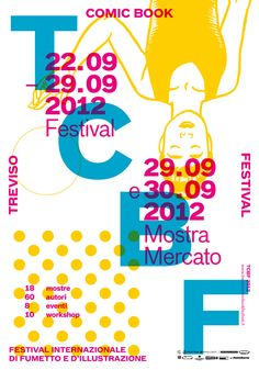 Treviso Comic Book Festival: GREAT graphic and comunication