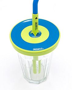 #best Cap #almost any glass with the first ever #universal beverage cap. The Cool Cap stretches to fit many cups from 2.75 - 3.75 inches. Made from 100% non-toxic...