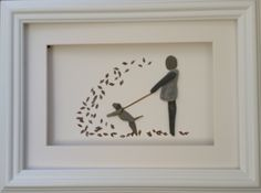 Custom made #PebbleArt pictures https://www.facebook.com/cornwallpebbleart
