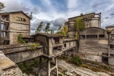 Cimenterie des Gattes,urbex,cementfabriek,urban exploring