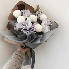 Birthday bouquet for daughter Beautiful Bouquet Of Flowers, Beautiful Flower Arrangements, Amazing Flowers, My Flower, Floral Arrangements, Beautiful Flowers, Bouquet Flowers, Bridal Flowers, Lotus Flower