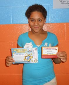 Jadaya is our Kid of the Day! Jadaya enjoys the Club because she has made lasting friendships here!