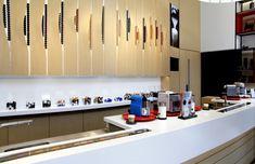 Nespresso Flagship Store by Parisotto + Formenton, Milan – Italy » Retail Design Blog