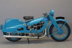 New-Motorcycle 1929 500cc